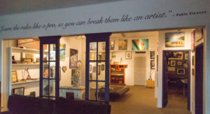 La Vie En Rose-show-June's Art Exhibit Opening @ The Gallery | Lake Forest | Illinois | United States