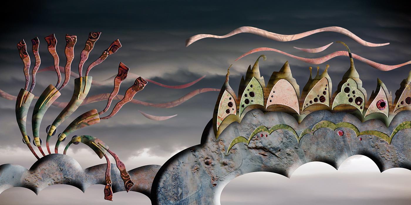 Breeze by Joan Ladendorf