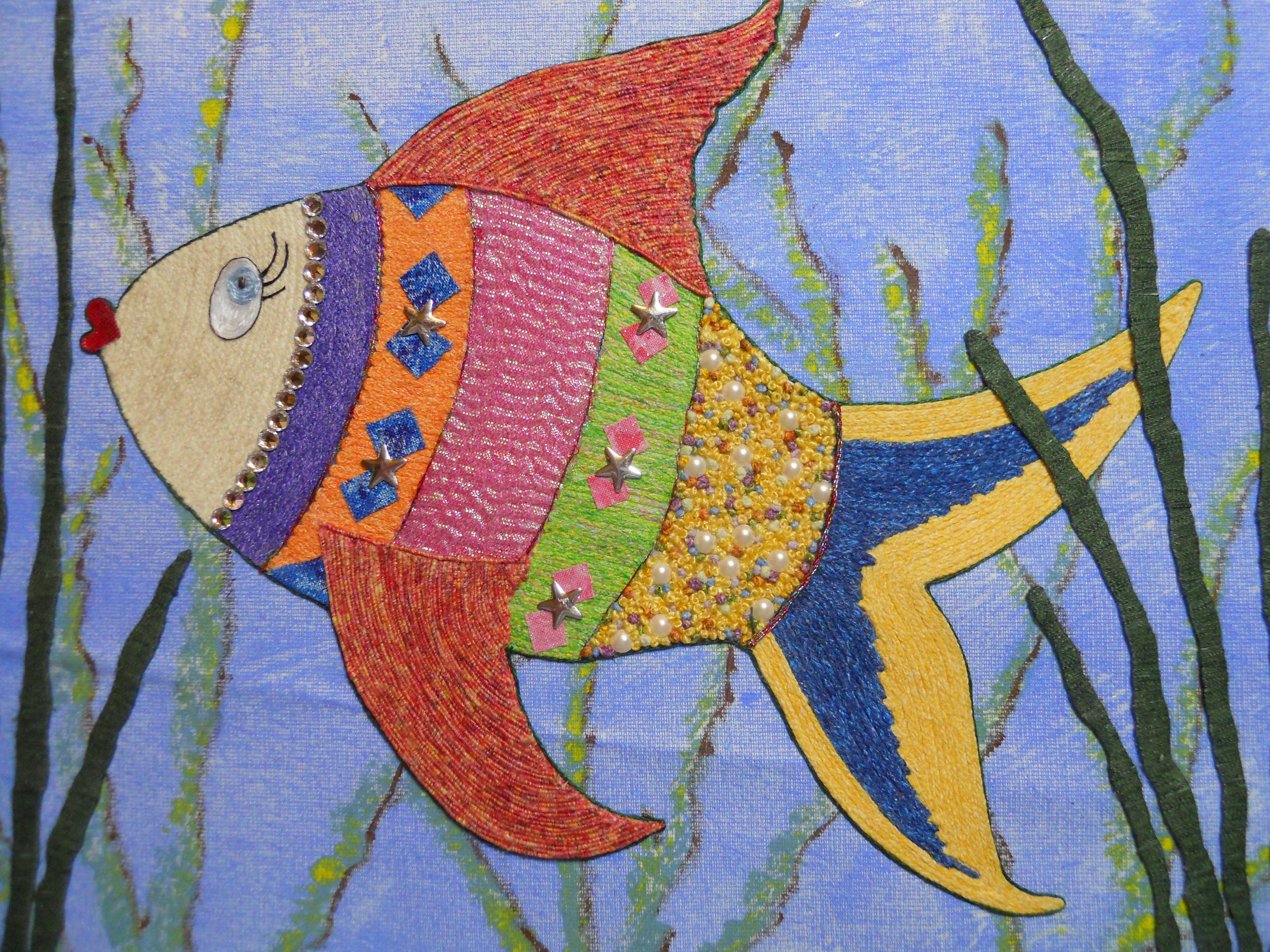 Pretty Fish by Liz Jensen