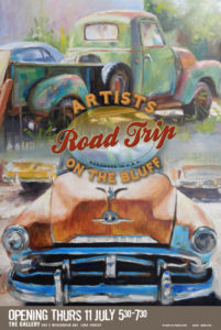 Road Trip - July's Art Exhibit Opening @ The Gallery | Lake Forest | Illinois | United States