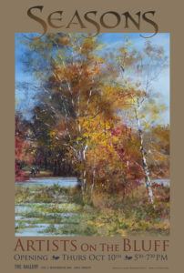 Seasons Art Exhibit Opening @ The Gallery | Lake Forest | Illinois | United States