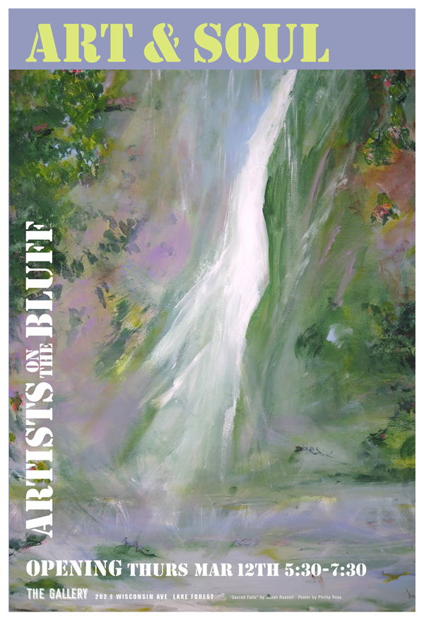 """Sacred Falls"" by artist Susan Russell"