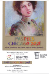 Chicago Pastel Painters National Exhibition
